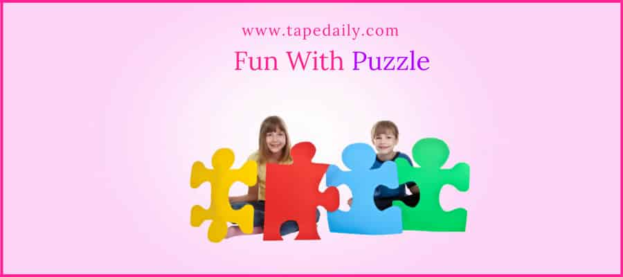 Fun With Puzzle