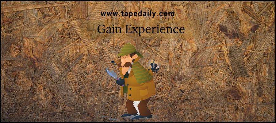 Gain Experience