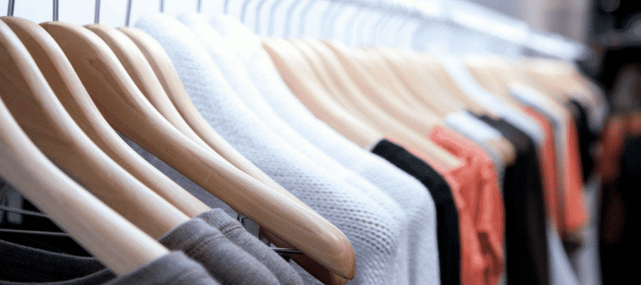 How to remove sweat smell in clothing