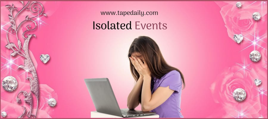 Isolated Events