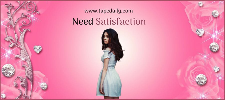 Need Satisfaction