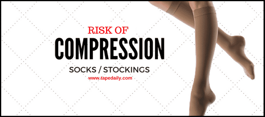 Risk Of Compression Stocking