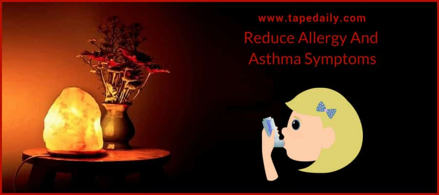 Reduce Allergy And Asthma Symptoms