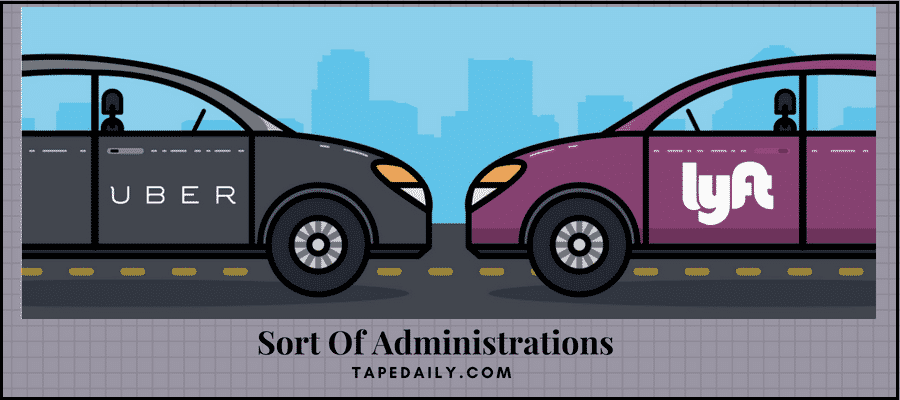 Sorts Of Administrations
