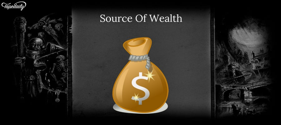 Source Of Wealth