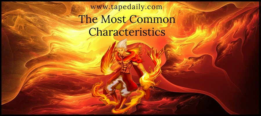 The Most Common Characteristics