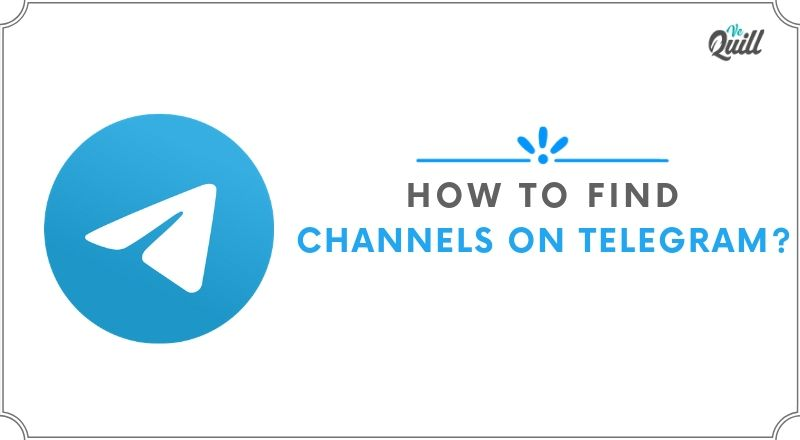 How To Find Channels On Telegram?
