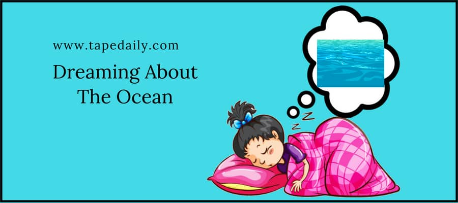 Dreaming About The Ocean