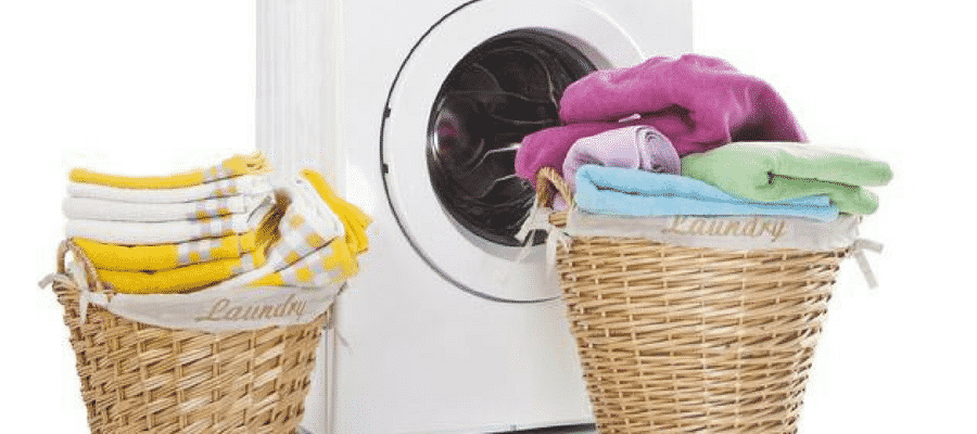 How to get mildew out of clothes
