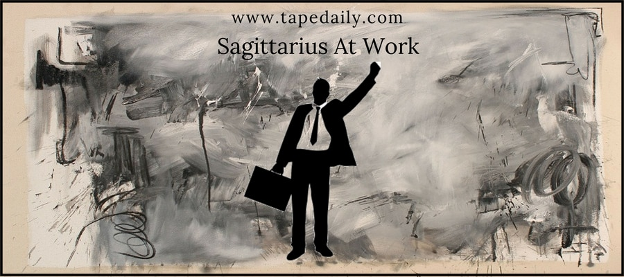 Sagittarius At Work