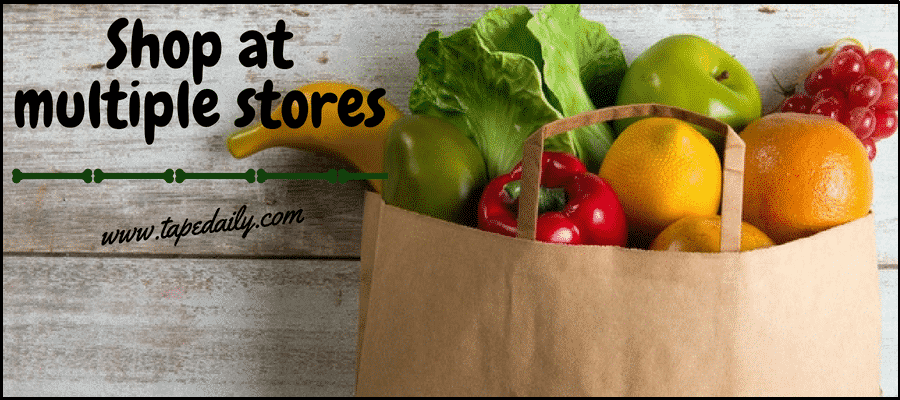 Shop at multiple stores