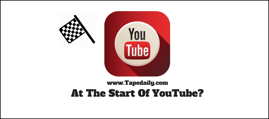 at the start youtube