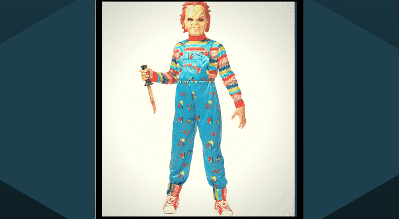 Chucky Kids Halloween Costume