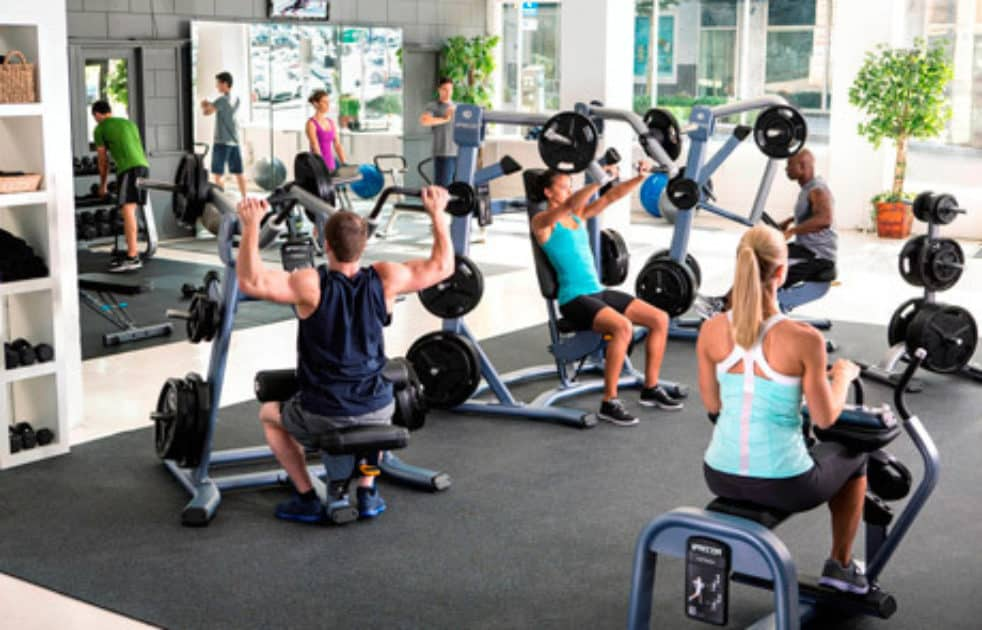 Stocking Your Gym