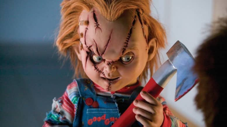 How do you make a costume that resembles a dead Chucky?