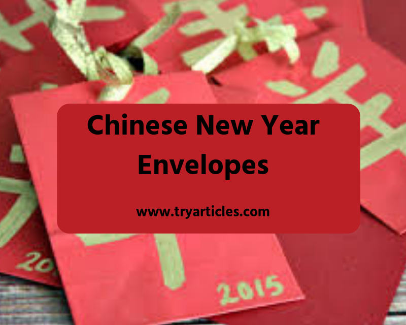 How to Make Chinese New Year Envelopes?