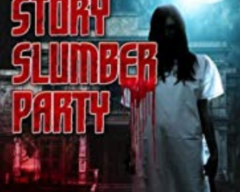 Scary Slumber Party story