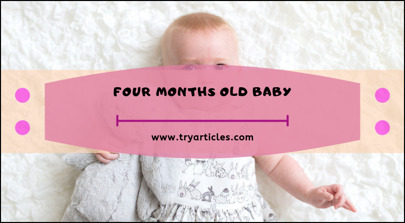 Four months old baby