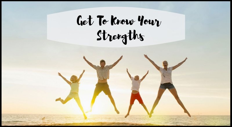 Get To Know Your Strengths