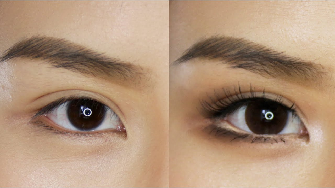 15 Tricks You Can Do To Make Your Eyes Look Bigger With Makeup & Without Makeup