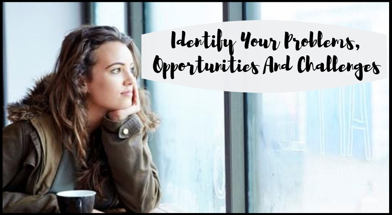 Identify Your Problems, Opportunities And Challenges