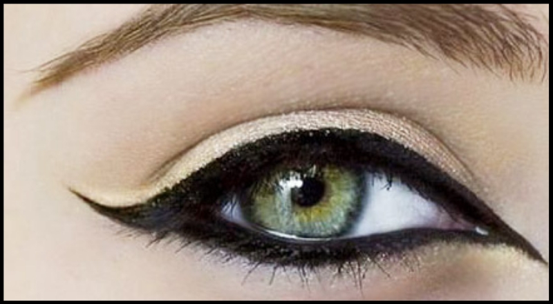 Wing Your Eyeliner
