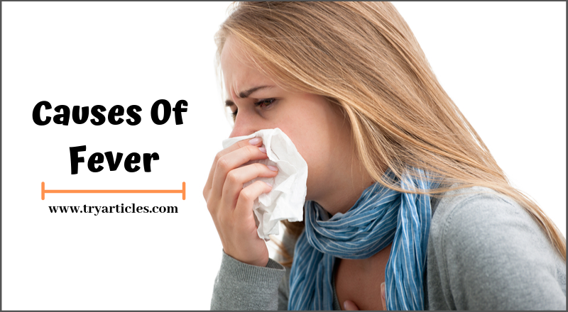 causes of fever
