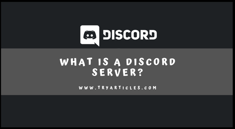 what is a discord server