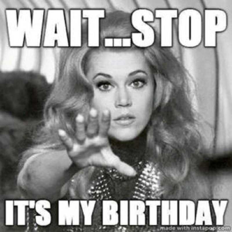 happy 50th birthday meme for her