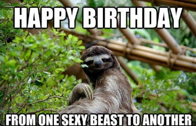 happy 40th birthday meme for her