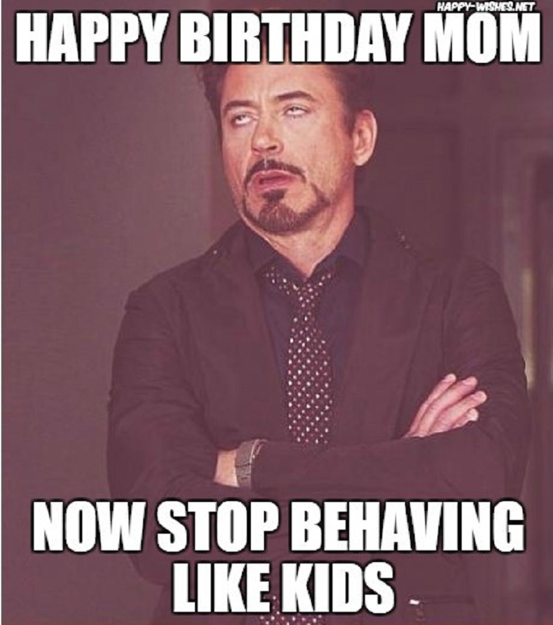 happy birthday mom funny minion meme