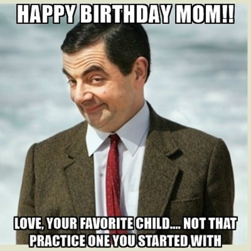 happy birthday mom meme gif