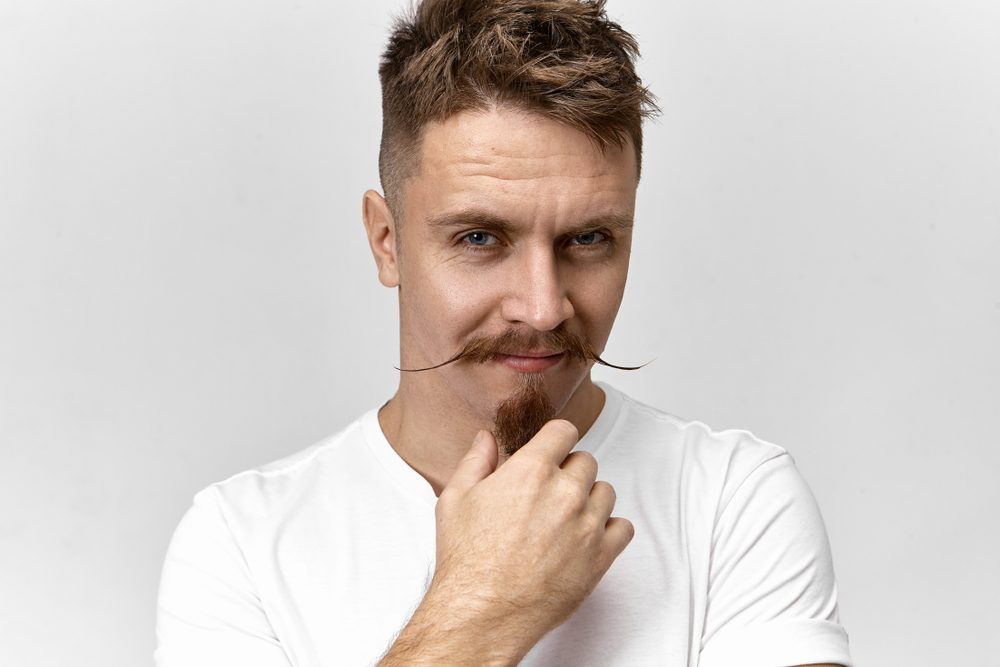 13 BEST & Stylish Goatee Styles For Men's Fashion in 2019
