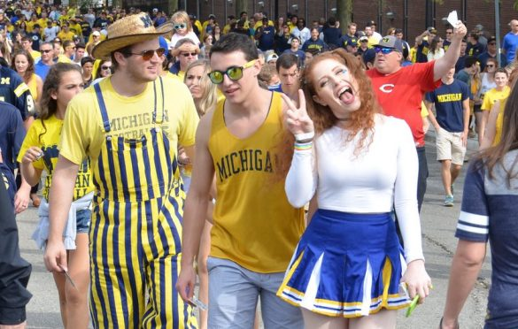 Michigan Football Travel Guide