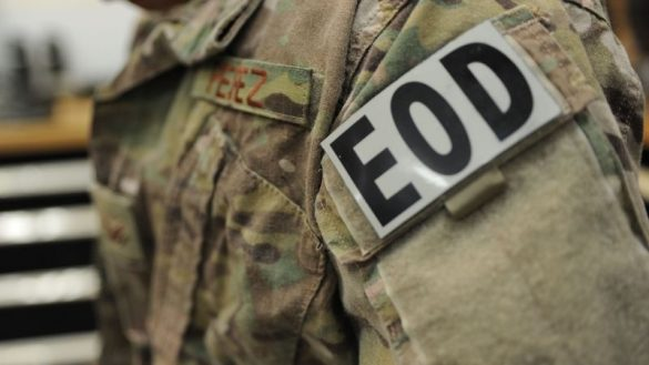 EOD Meaning In Navy
