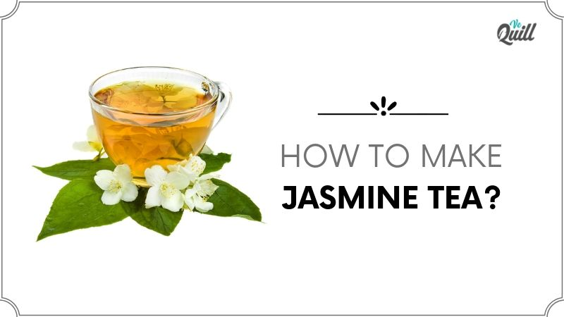 How To Make Jasmine Green Tea