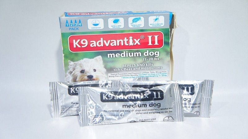 Bayer K9 Advantix II Flea Medicine
