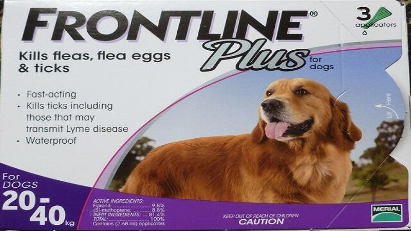 Merial Frontline Plus for Dogs