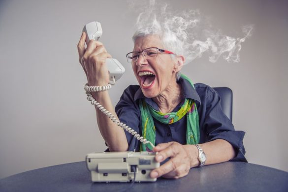 how to block a number on landline