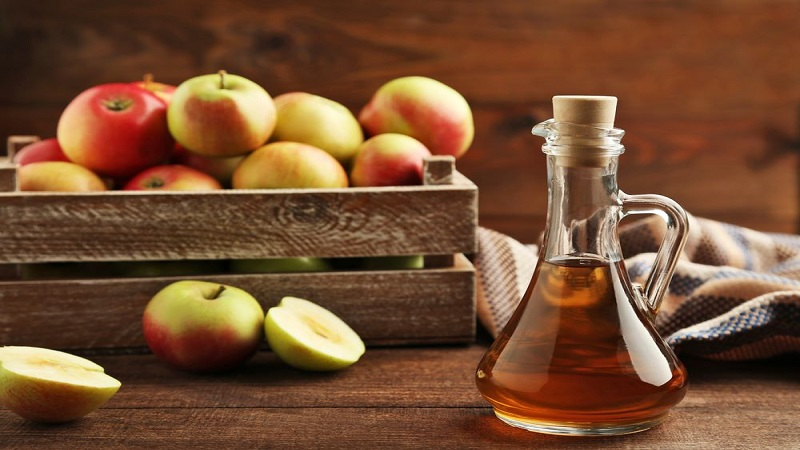 Apple Cider Vinegar With essential Oils