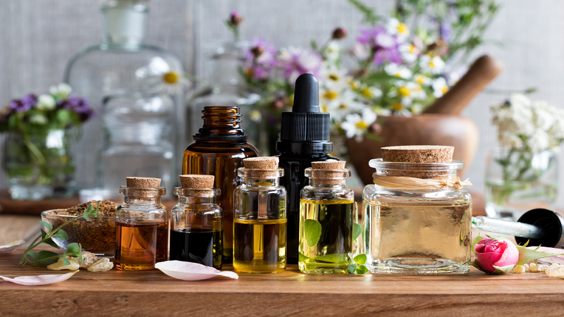 essential oils for mouth