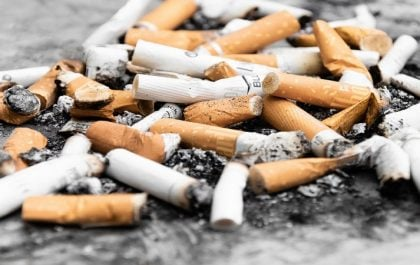 How Much Nicotine Is In a Cigarette Smoking Causes Cancer