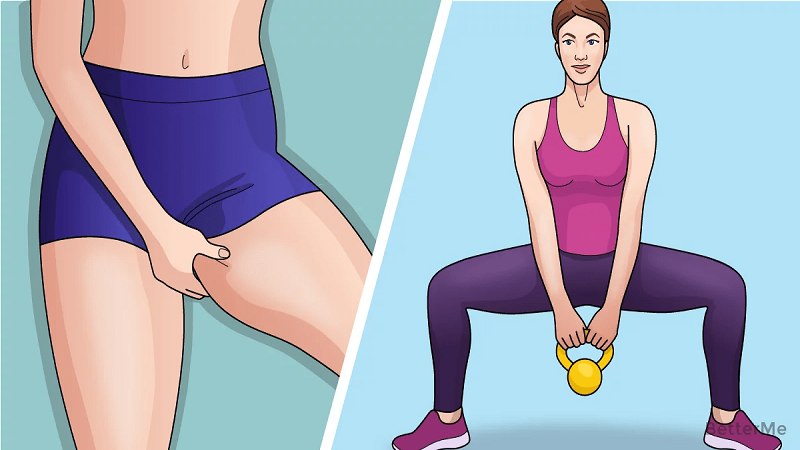 How To Get Rid Of Inner Thigh Fat? Best Workout For Inner Thigh