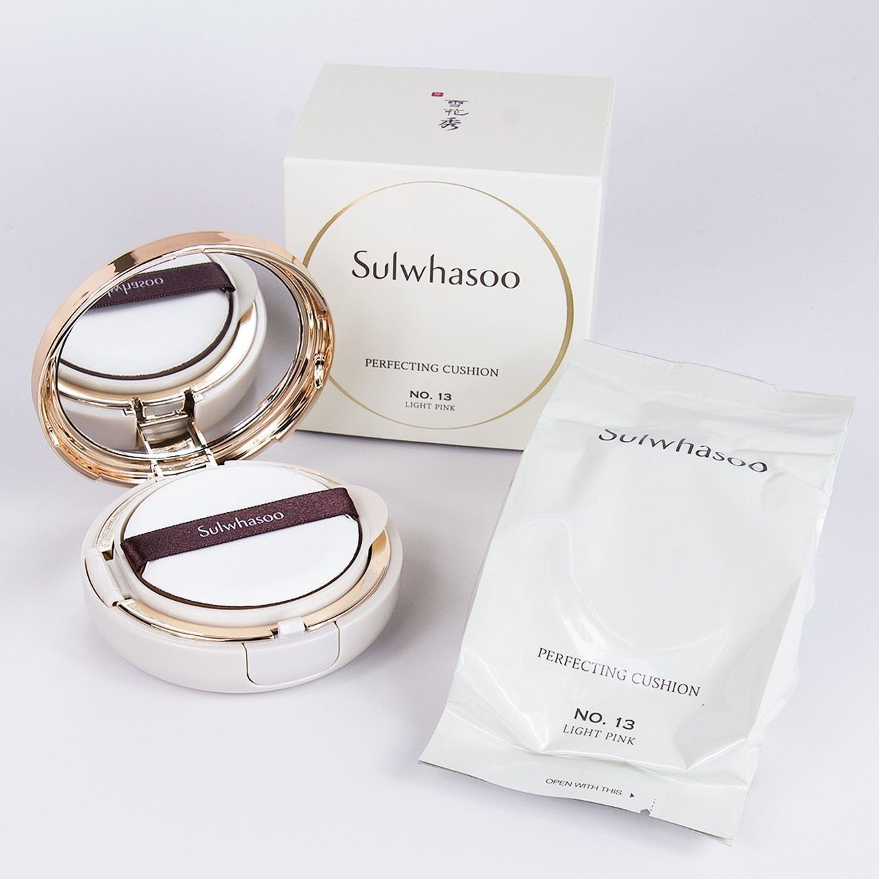 Perfecting Cushion Foundation Sulwhasoo