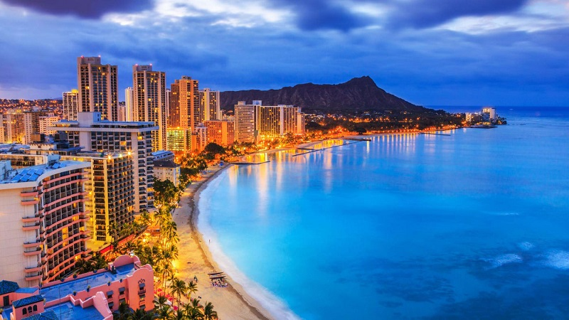 Best Time To Visit Hawaii - October