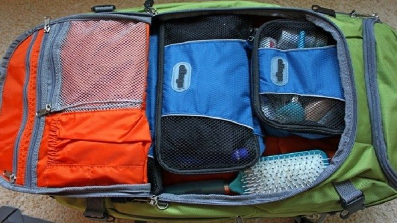 The Packing Cubes Method