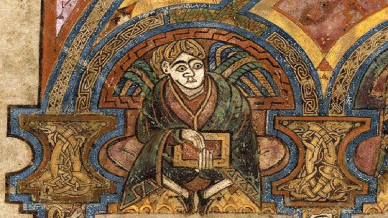 Best Time Travel Books - The Book Of Kells