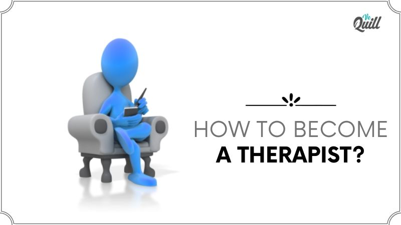 How to become a therapist