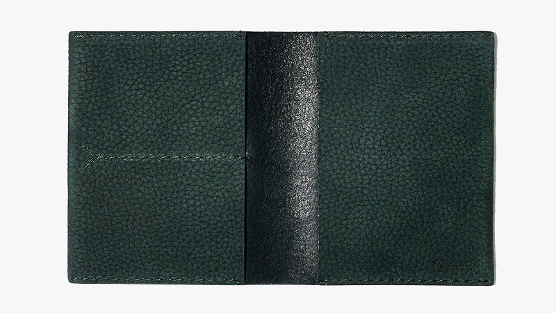 Madewell Leather Passport Case