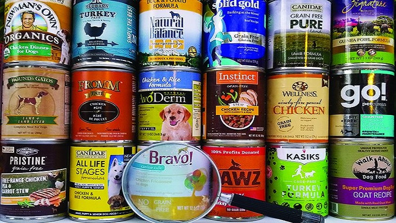 Switch To Canned Food